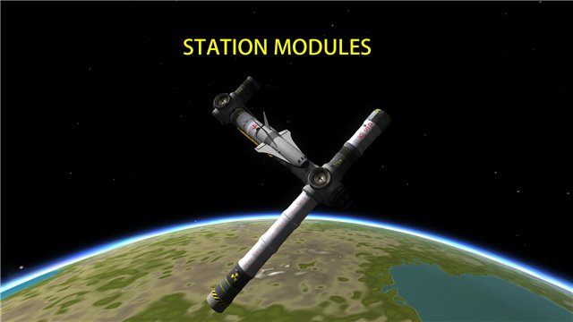 kerbal space program stock space station - photo #45