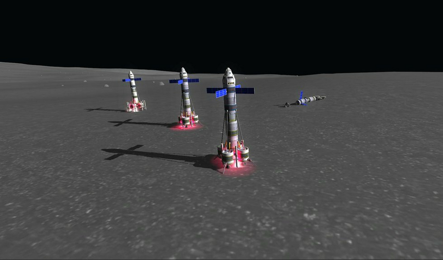Kerbal space program как сделать ракету - 3dfuse.ru